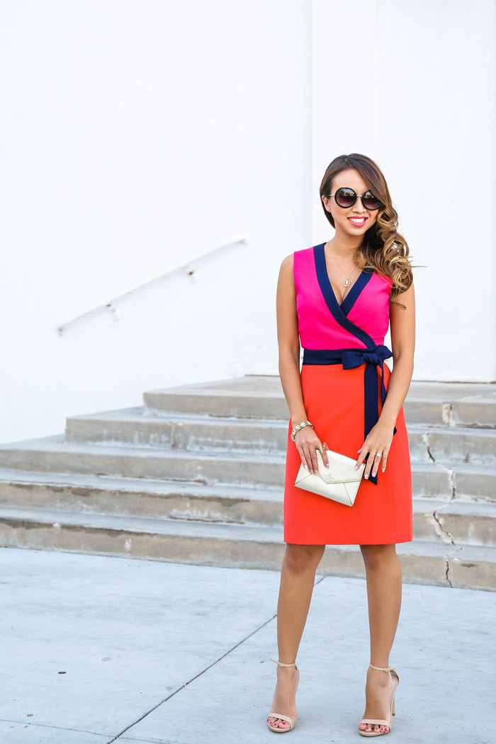 How To Tie A Dvf Wrap Dress Love also these DVF wrap