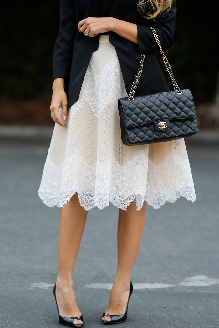 Tulle Skirt Women